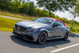 Photo 2020 Mercedes-Benz Mercedes-Benz AMG C 63