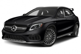 Photo 2019 Mercedes-Benz Mercedes-Benz AMG GLA 45