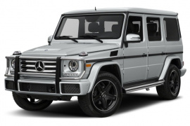Photo 2018 Mercedes-Benz Mercedes-Benz G-Class
