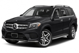 Photo 2019 Mercedes-Benz Mercedes-Benz GLS 550