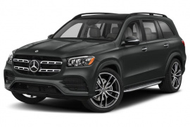 Photo 2020 Mercedes-Benz Mercedes-Benz GLS 580