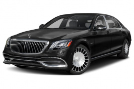 Photo 2019 Mercedes-Benz Mercedes-Benz Maybach S 560