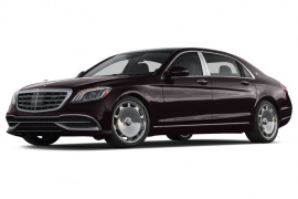 Photo 2019 Mercedes-Benz Mercedes-Benz Maybach S 650