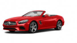 Photo 2017 Mercedes-Benz SL550