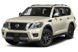 Photo 2018 Nissan Armada