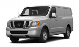 Photo 2015 Nissan NV Cargo NV2500 HD