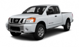 Photo 2015 Nissan Titan
