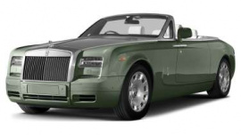 Photo 2015 Rolls-Royce Phantom Drophead Coupe