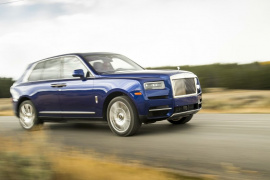 Photo 2019 Rolls-Royce Rolls-Royce Cullinan