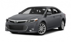 Photo 2015 Toyota Avalon