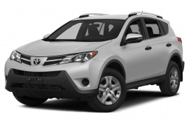 Photo 2015 Toyota RAV4
