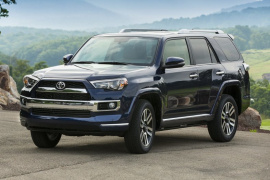 Photo 2020 Toyota 4Runner