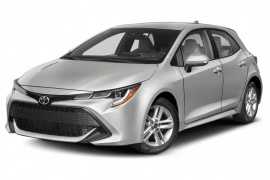 Photo 2019 Toyota Corolla Hatchback