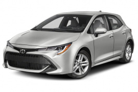 Photo 2021 Toyota Corolla Hatchback