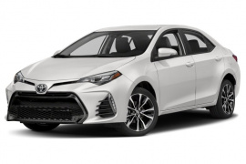 Photo 2019 Toyota Corolla