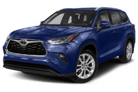 Photo 2020 Toyota Highlander