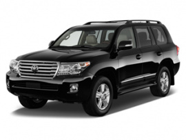 Photo 2015 Toyota Land Cruiser