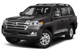 Photo 2020 Toyota Land Cruiser