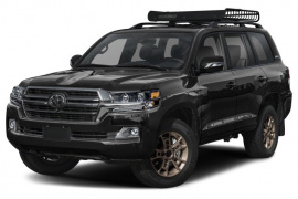 Photo 2021 Toyota Land Cruiser