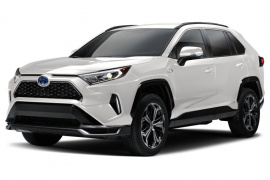 Photo 2021 Toyota RAV4 Prime