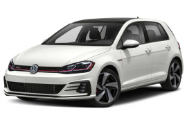 Photo 2020 Volkswagen Golf GTI