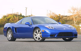 Photo 1999 Acura NSX