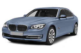 Photo 2014 BMW ActiveHybrid 7