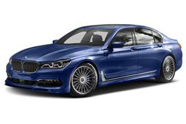 Photo 2017 BMW ALPINA B7