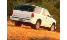Photo 1999 Chevrolet Blazer
