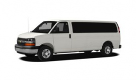 Photo 2012 Chevrolet Express 2500