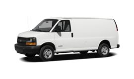 Photo 2010 Chevrolet Express 3500