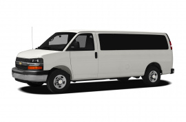 Photo 2012 Chevrolet Express 3500
