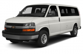 Photo 2013 Chevrolet Express 3500