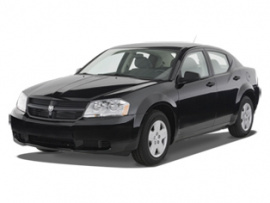 Photo 2009 Dodge Avenger