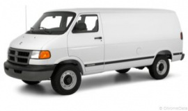 Photo 2000 Dodge  Ram Van 2500