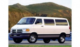 Photo 2000 Dodge  Ram Wagon 2500