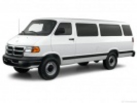 Photo 2000 Dodge  Ram Wagon 3500