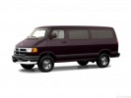 Photo 2001 Dodge  Ram Wagon 3500