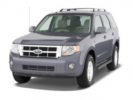 Photo 2008 Ford  Escape Hybrid