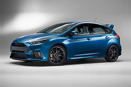 Photo 2018 Ford Focus RS