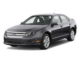 Photo 2010 Ford Fusion