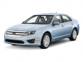 Photo 2010 Ford Fusion Hybrid