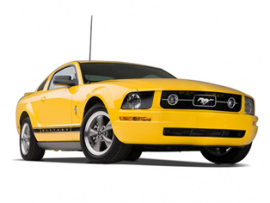 Photo 2008 Ford Mustang