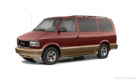 Photo 2002 GMC Safari