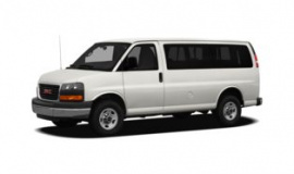 Photo 2011 GMC Savana 1500