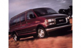 Photo 2002 GMC  Savana SLT