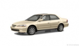 Photo 2002 Honda Accord