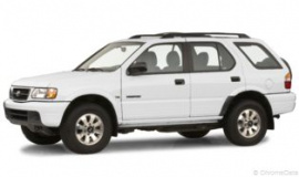 Photo 2000 Honda Passport