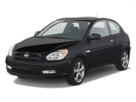 Photo 2009 Hyundai Accent