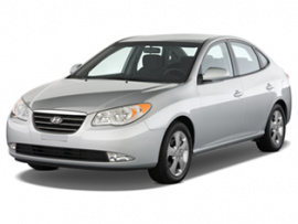 Photo 2008 Hyundai Elantra